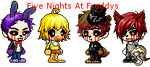 Five Nights At Freddy's by Webkinzgirl61