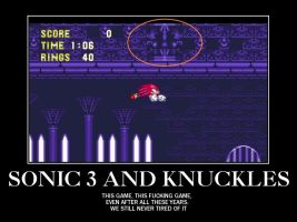 Sonic 3 and Knuckles : Hydromindfuck by kodjo1