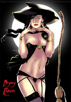 Wicked SEXY Witch Bryony Roberts By Ange10 - Ulics by zenx007