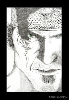 marcus fenix ink by solid-snake92