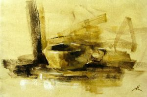 an imagination study : a cup by alrasyid
