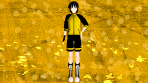 MMD ~ Casual Kagene Rei ~ Download by Tuany-Neko-Daisuki
