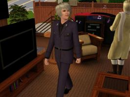 -APH-Sims 3: Prussia Raep Face by xDemonChildx