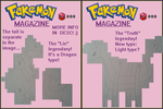 Fakemon Magazine #006 by DarmanInigo