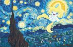 Starry Jirachi by zimmay