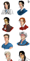 TF2 OCs by chainedsinner