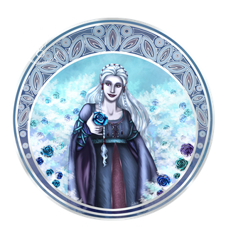 Ice Roses 2016 by wolfanita