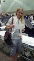 AX 2012: Derpy cosplay by foxanime101