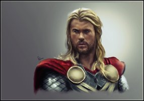 Thor by SuperFFC