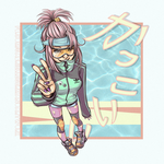 Dope wave by Gabby-chan1994