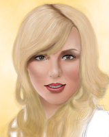 Britney Spears by ponceto