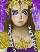 The Twilight Princess by scetchfreak-77