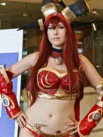 Alexstrasza by TheDerpQueen