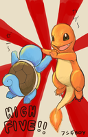 Pokemon Ask Quick Sketch 2 by Boywithmeese