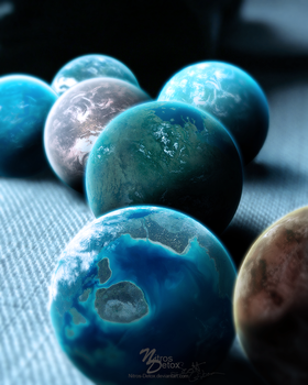 Marbles of Life by Nitros-Detox