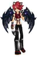 elsword forums - commission for KizunaBlade by fuumika
