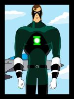 Justice Lords - Hal Jordan by NorseHunter