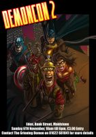 DEMONCON2 by MightyMoose