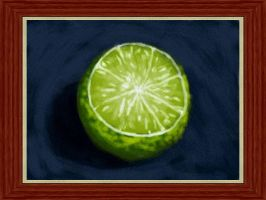 simply a lime by cat2198