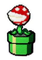 Piranha Plant by Aenea-Jones
