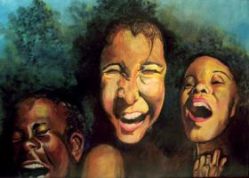 The Sound of Laughter by Laartista