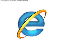 Internet Explorer Icon PSD by mizie2009