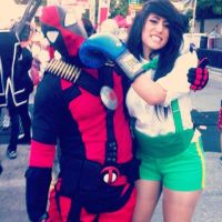 Deadpool and Dudley by MrsBehrudy