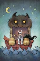 Where the Wild Things Are by abloggingape