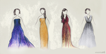 Dresses by AnanyaArts