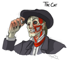 The Cat by Lefice