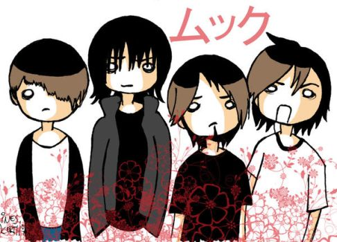 MUCC ... just MUCC by Tacaret