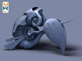 Caracol by Dlanor2