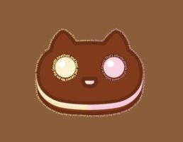 Cookie Cat with Steven Universe Lyrics! by babiibaee