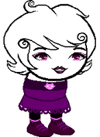 Knitted Dress Roxy Lalonde Sprite: Revamped by 1nklash
