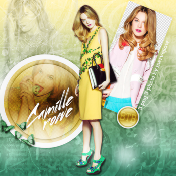 Camille Rowe Png Pack by flawlessjlaw