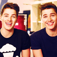 Finn Harries and Jack Harries by LoveYouNightmare
