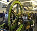 Steam-Driven Hydraulic Pump by monophoto