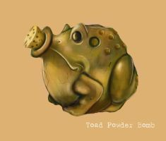Toad Powder Bomb by Dr-K