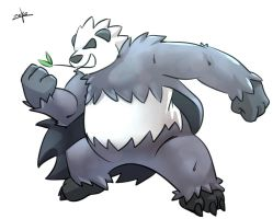 Pangoro by t-bone-0