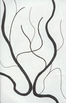 Curved Line Design by menono-art