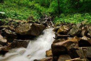 Waterfall by kulfoniasty