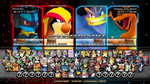 Pokken Tournament Selection Screen (Not Official) by chazolave