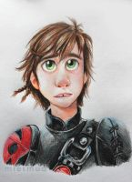 Hiccup by miesmud