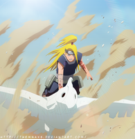Deidara by themnaxs