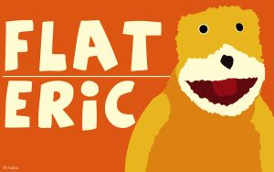 Flat Eric Wallpaper by Nabucodorozor