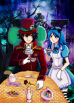 Tea Time  with Gray-sama by Inspired-Destiny