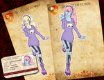 Monster Academy Harper App by NiveousLamia