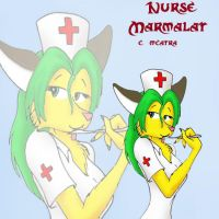 Nurse Marmie by dtovar922