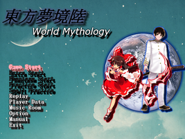 Touhou Yumesakairiku - World Mythology (Crossover) by KappaScience