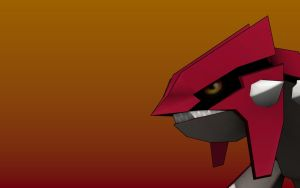 Groudon Used Glare by TheModerator